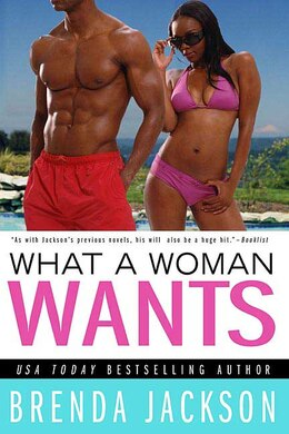 Book What A Woman Wants by Brenda Jackson