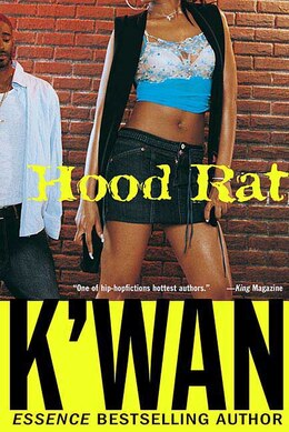 Book Hood Rat: A Novel by K'wan K'wan