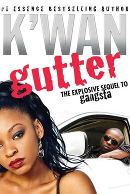 Book Gutter: A Novel by K'wan K'wan