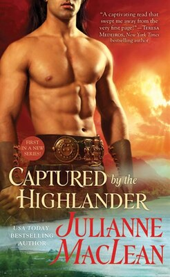 Book Captured by the Highlander by Julianne Maclean