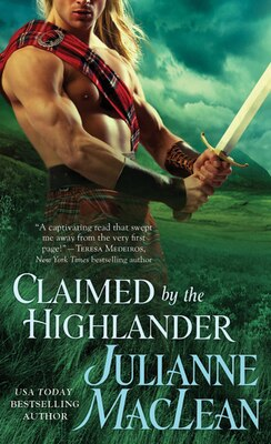 Book Claimed By The Highlander by Julianne Maclean