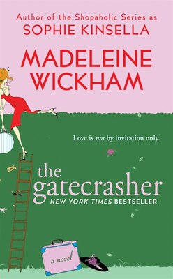 Book The Gatecrasher by Madeleine Wickham