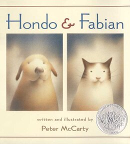 Book Hondo and Fabian by Peter Mccarty