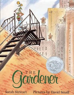 Book The Gardener by Sarah Stewart
