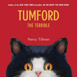 Book Tumford the Terrible by Nancy Tillman