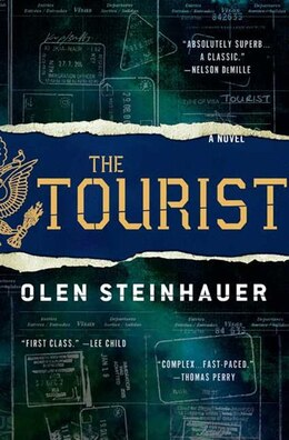 Book The Tourist by Olen Steinhauer