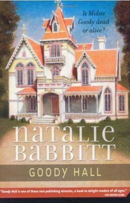 Book Goody Hall by Natalie Babbitt