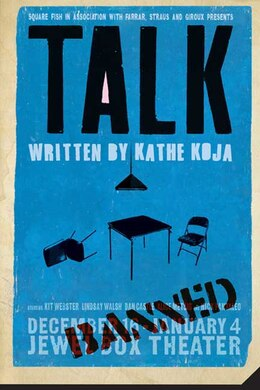 Book Talk by Kathe Koja