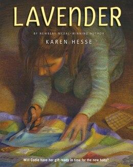 Book Lavender by Karen Hesse