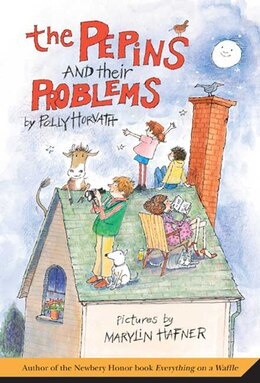 Book The Pepins And Their Problems by Polly Horvath