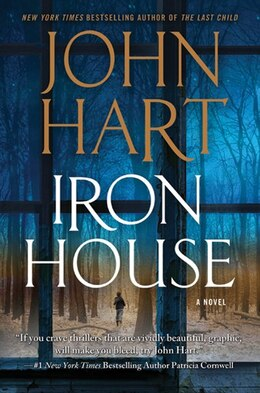 Book Iron House by John Hart