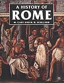 Book A History Of Rome: Down To The Reign Of Constantine by M. Cary