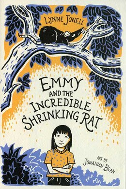 Book Emmy And The Incredible Shrinking Rat by Lynne Jonell