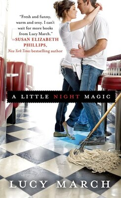 Book A Little Night Magic by Lucy March
