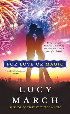 Book For Love or Magic by Lucy March