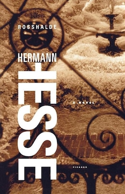 Book Rosshalde by Hermann Hesse