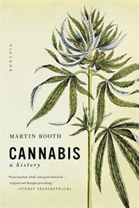 Book Cannabis: A History by Martin Booth