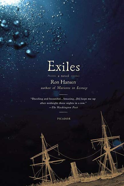 Exiles: A Novel by Ron Hansen
