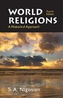 Book World Religions: A Historical Approach by Solomon A. Nigosian