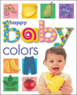 Book Happy Baby: Colors by Roger Priddy