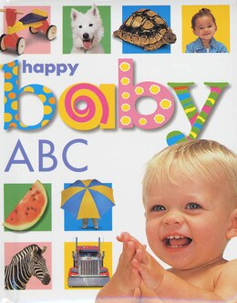 Book Happy Baby: ABC by Roger Priddy