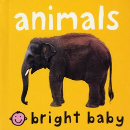 Book Bright Baby Animals by Roger Priddy