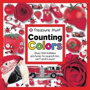 Seek and Find Counting Colors: Seek & Find