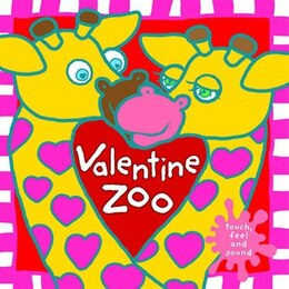 Book Funny Faces Valentine Zoo by Roger Priddy