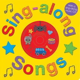 Book Sing-Along Songs With Cd by Roger Priddy