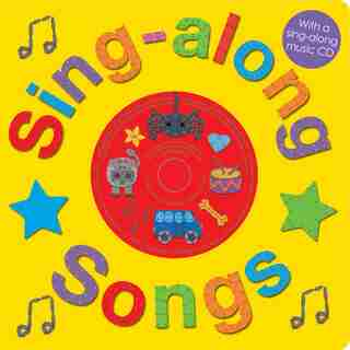 Sing-Along Songs With Cd by Roger Priddy