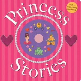 Book Princess Stories with CD by Roger Priddy