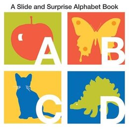 Book Slide And Surprise Alphabet by Roger Priddy