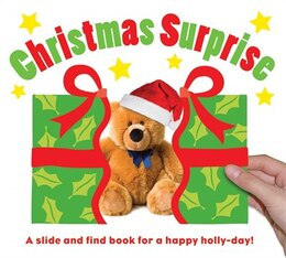 Book Christmas Surprise by Roger Priddy