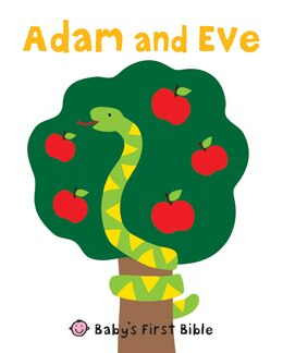 Book Adam and Eve by Roger Priddy