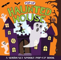Book Pop-up Surprise Haunted House by Roger Priddy