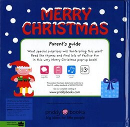 Book Pop-up Surprise Merry Christmas by Roger Priddy