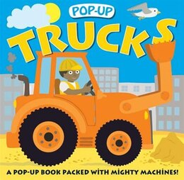 Book Pop-up Trucks by Roger Priddy