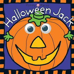 Book Funny Faces Halloween Jack by Roger Priddy