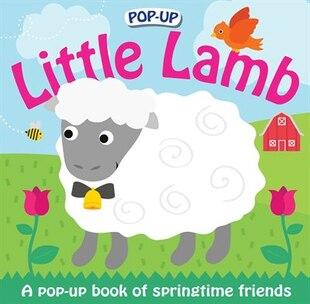 Pop-up Little Lamb