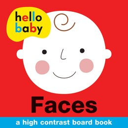 Book Hello Baby: Faces by Roger Priddy