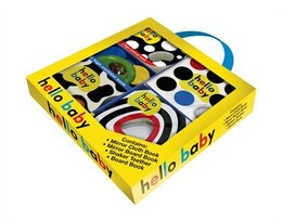 Book Hello Baby Gift Set by Roger Priddy