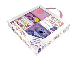 Book Baby Hugs Gift Set by Roger Priddy