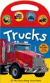 My Carry-Along Sound Book: Trucks: With Four Noisy Truck Sounds by Roger Priddy