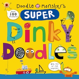 Book Super Dinky Doodles by Roger Priddy