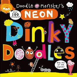 Book Neon Dinky Doodles by Roger Priddy