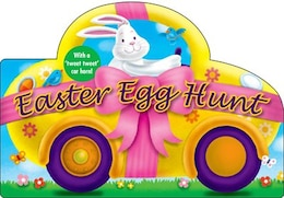 Book Easter Egg Hunt: With A Tweet Tweet Car Horn by Roger Priddy