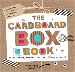 Book The Cardboard Box Book by Roger Priddy