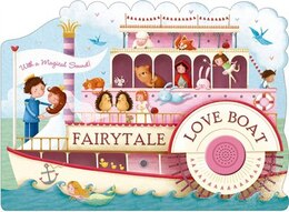 Book Fairytale Love Boat by Roger Priddy