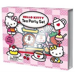 Book Hello Kitty: Tea Party Set by Roger Priddy