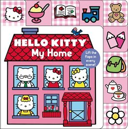 Book Hello Kitty: My Home Lift-the-Flap Tab by Roger Priddy